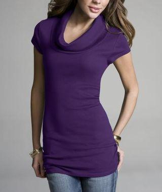 Express Dp Violet Cowl