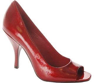 BCBG Red Patent