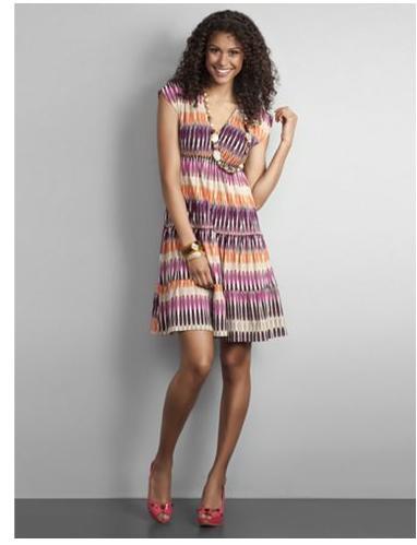 NYCo Multi Dress